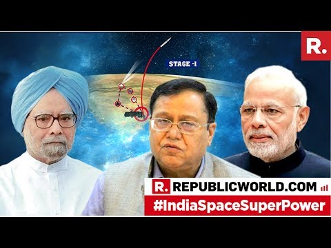 Big Revealation By Former DRDO Chief VK Saraswat Reveals, Says UPA Blocked  Mission Shakti In 2013