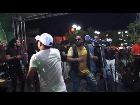 Presentación Tito Swing Fiesta el Carmen 2017