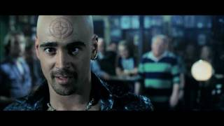"Bullseye at bar! (Scene from ""Daredevil"") FullHD 1080p"