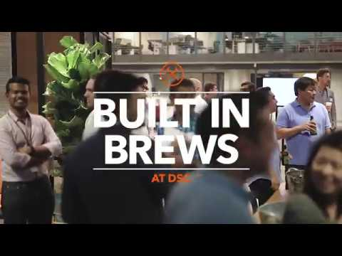 Dollar Shave Club | Built in Brews