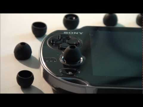 How to - PS VITA Analog Stick Covers / Grips Made Out Of
