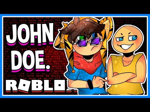 """😏 The Final Hours of John Doe 😏   Roblox March 18th John Doe """"Hacking Attack"""""""