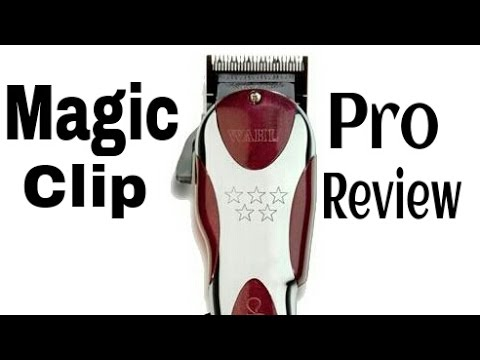 wahl magic clip review youtube. Black Bedroom Furniture Sets. Home Design Ideas