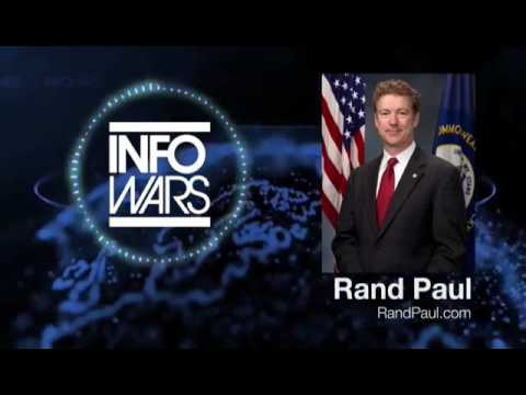 03/08 InfoWars | Rand Paul Joins Alex Jones (Full Interview)