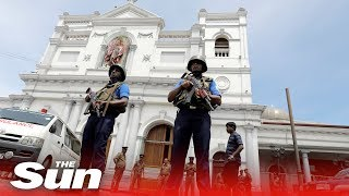 Easter Sunday sees terror attacks on eight churches and hotels in Sri Lanka