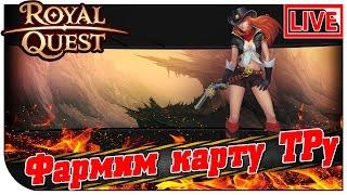 Royal Quest СТРИМ 😇 Фармим карту ТРу (20:00мск)