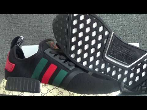 b60ba9482 Want Discount NMD R1 PK Tricolor Come Here Kyle s Sneakers. Shop with ...