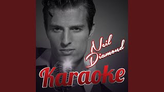 American Popular Song (In the Style of Neil Diamond) (Karaoke Version)