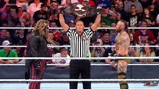 FULL MATCH - The Fiend vs. Aleister Black - WWE (FIEND) Championship Match : Jan 15, 2020