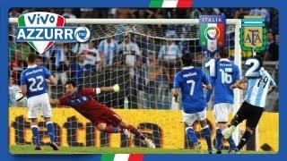Italia-Argentina 1-2 (14 agosto 2013)