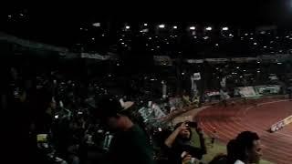 Anthem PSIM berkumandang di GBT,, RESPECT BONEK  kpd Brajamusti