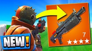 *NEW* HEAVY SHOTGUNS UPDATE! Fortnite: Battle Royale Gameplay