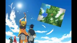 Naruto Shippuuden Opening 3 - Blue Bird (TV-Size instrumental)