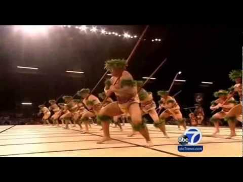 ABC7 News Bay Area Feature on the 2014 San Francisco Ethnic Dance Festival