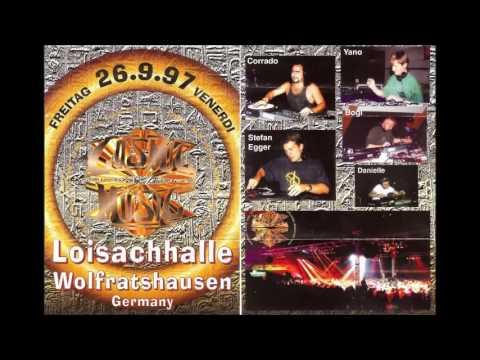 DJ Stefan Egger - Afro Raduno N° 111 - (1996) - Side A+B