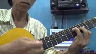 fang dieu bolero  trong guitar