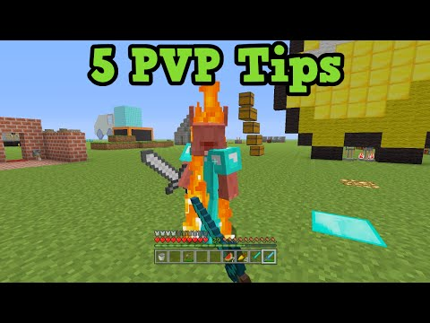 Minecraft Xbox 360 / PS3 – 5 PVP tips – Win Hunger Games