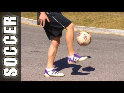 Juggling technique - Soccer technique