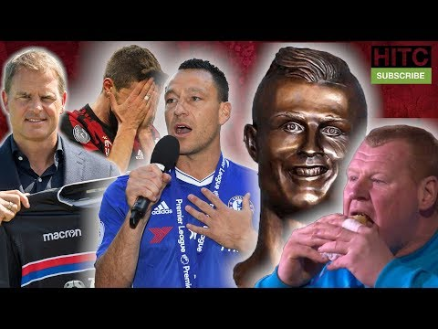 40 STUPID Football Moments In 2017