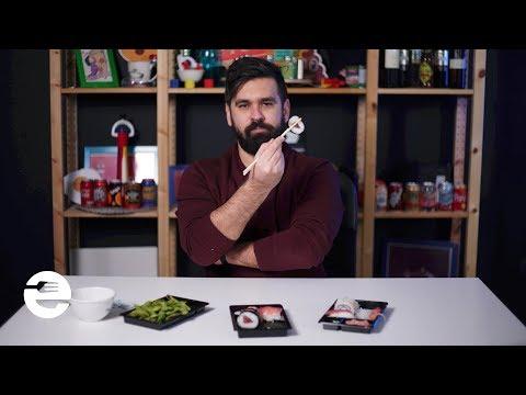 Φαγητοαπορίες #2  [S04E18] - Αυτό με το sushi