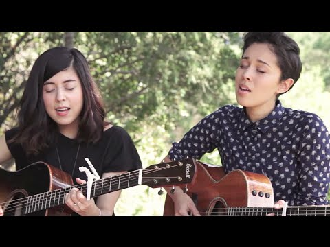 First Aid Kit -  Emmylou (Cover by Kina Grannis & Daniela Andrade)