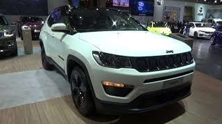 2019 Jeep Compass Downtown 1.4 Multiair II 140 - Exterior and Interior - Auto Show Brussels 2019