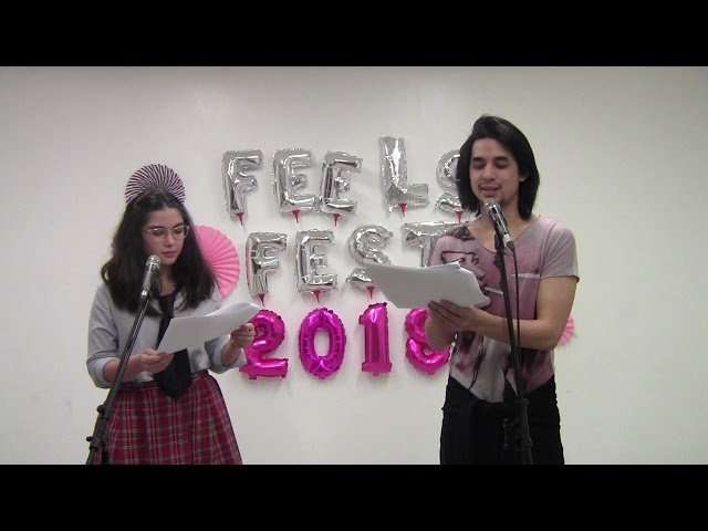 #romanceclass #FeelsFest2018 Live Reading of You Out of Nowhere by Jay E. Tria