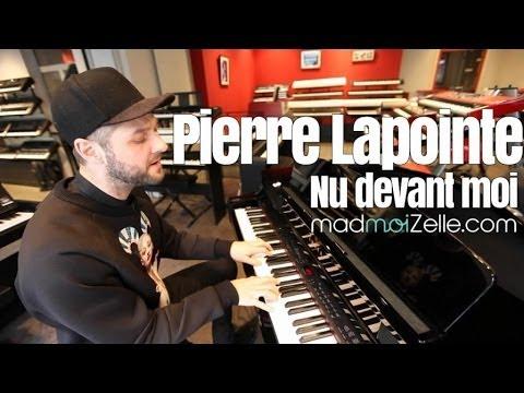 Pierre Lapointe - Nu devant moi