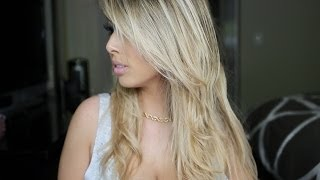 Brunette to Blonde!