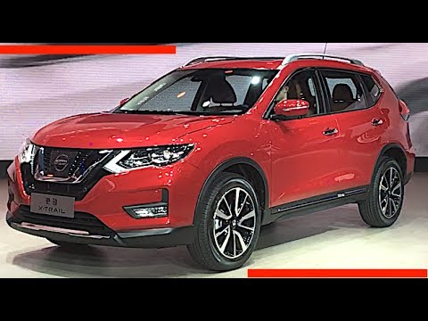 All New Nissan X Trail Suv 2017 2018 Model Off Road Vehicle