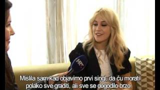 Vip Music Club LP - Pixie Lott interview