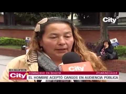 Envían a la cárcel a hombre acusado de feminicidio en Bogotá | CityTv