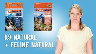 K9 Natural and Feline Natural Pet Food // Discover More with Pet Circle