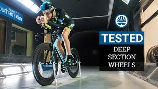 Tunnel Tested - What's The Fastest Deep-Section Wheelset?