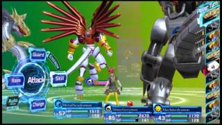 Digimon Story: Cyber Sleuth Video Review (Video Game Video Review)