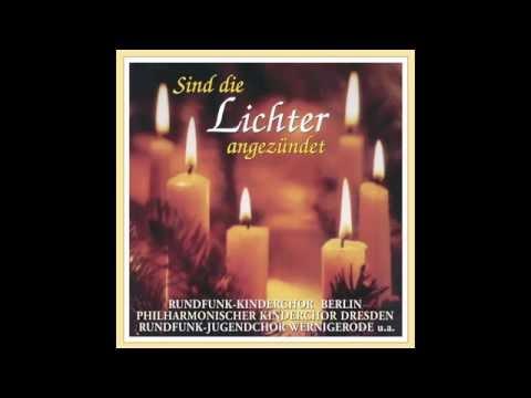 Ddr Weihnachtslieder Texte.Sind Die Lichter Angezündet Das Komplette Album Weihnachtslieder