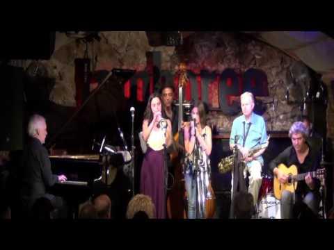 2014 - Desafinado  RITA PAYÉS Joan Chamorro quintet & Scott Hamilton