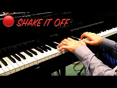 Taylor Swift - Shake It Off  🔴 Piano Cover