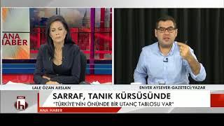 Enver Aysever: Merkez medyası utanç yayınları yapıyor