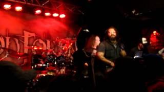 God Forbid - Where We Come From live Dingbatz Feb 24th 2012 HD
