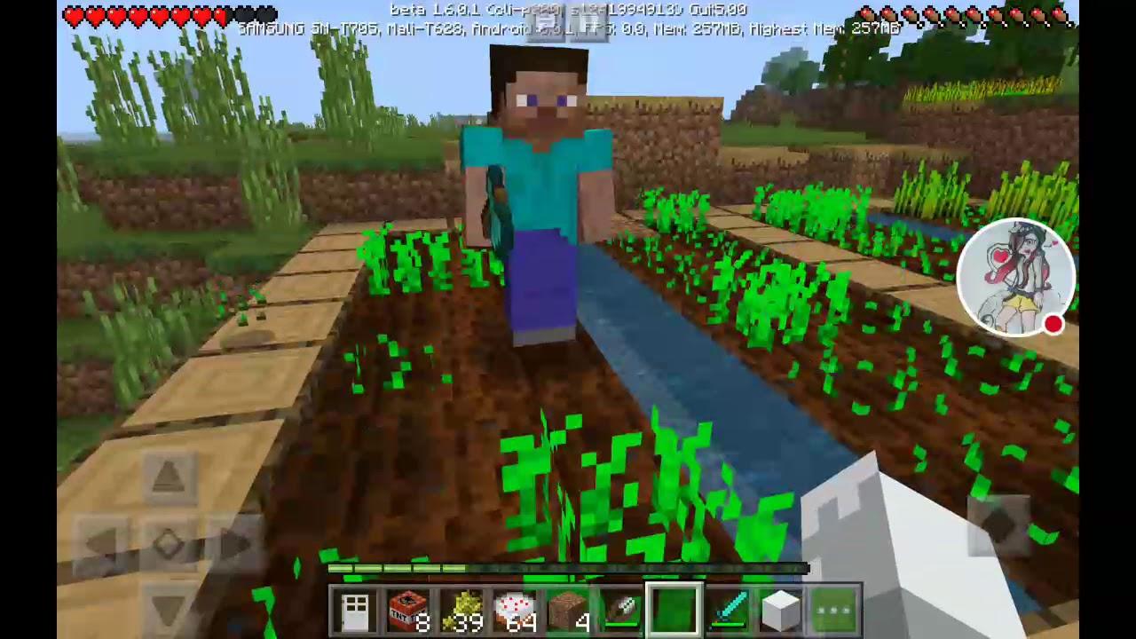 Minecraft PE||NEKO troll bằng skin Slender và Robot 3030! Nôbita… phản dame