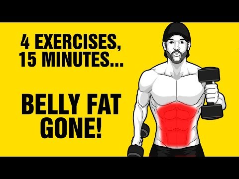 15min Extreme Dumbbell Fat Loss Workout – Lose Belly Fat Fast – Sixpackfactory