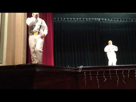 """""""Intergalactic"""" - Old High Middle School talent show 2015"""