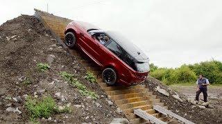 Range Rover Sport PHEV Dragon Challenge - The Testing