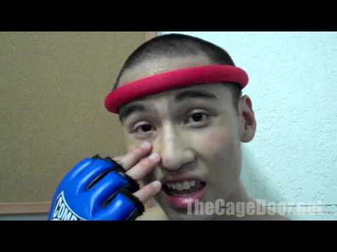 Alex Chhang: Legacy Amateur Series Post Fight Interview (TheCageDoor.net)