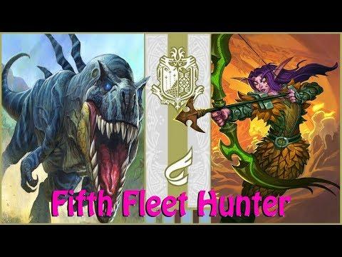 Fifth Fleet Hunter