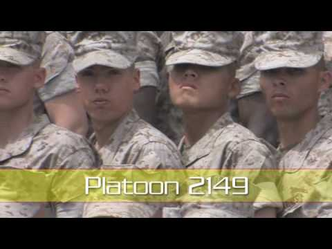 Golf Company Platoon 2149 - MCRD graduation date 4-24-09