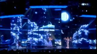 Iceland - Final - Eurovision 2009 (HD)
