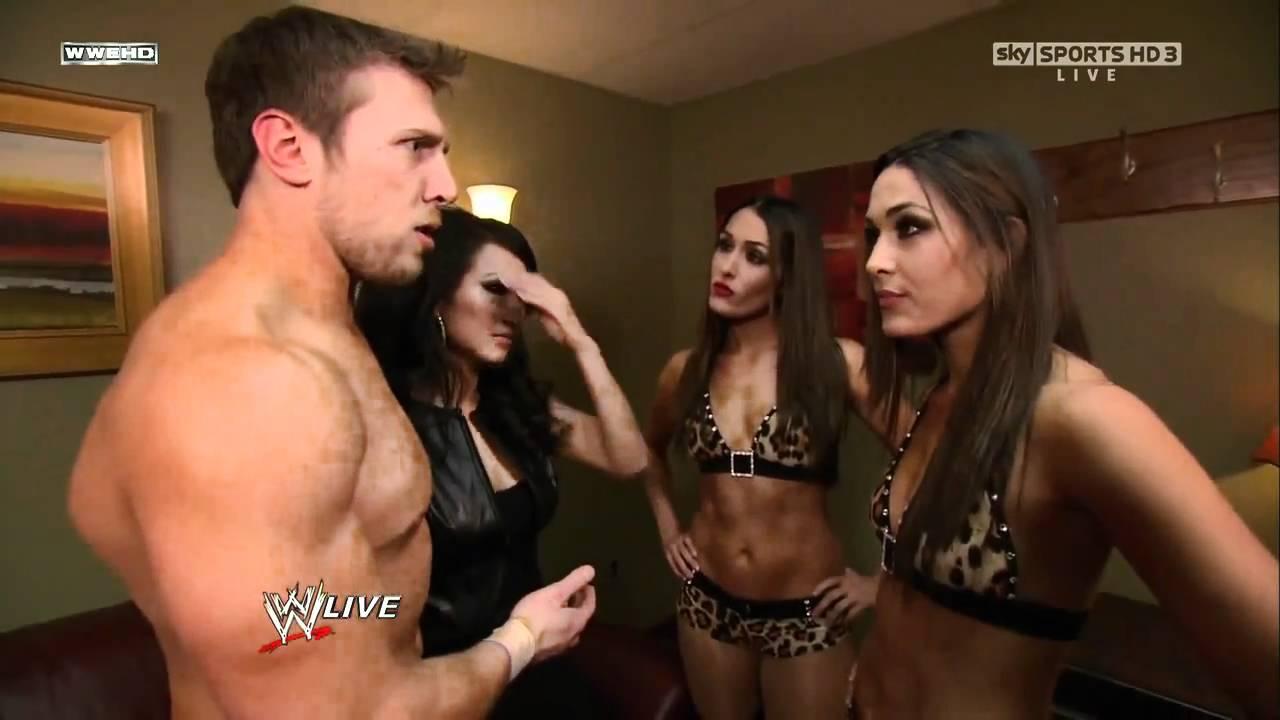 The Bella Twins, Daniel Bryan