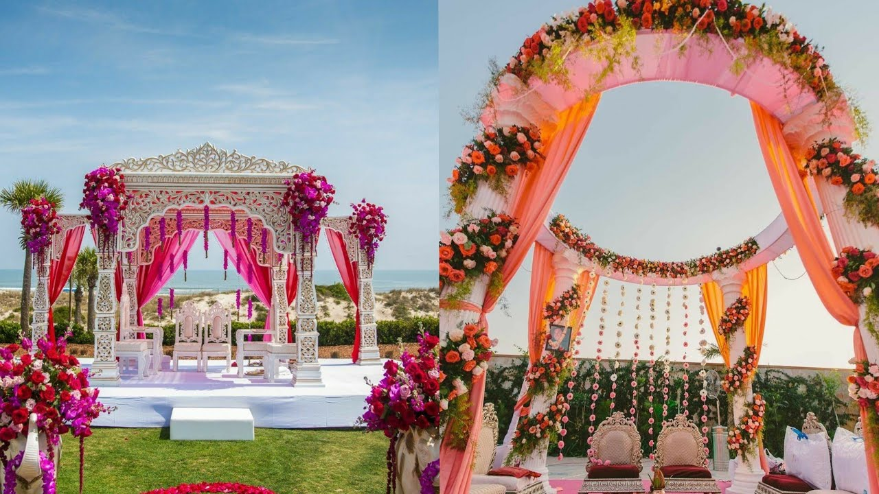 Top Indian Wedding Stage Decoration Ideas
